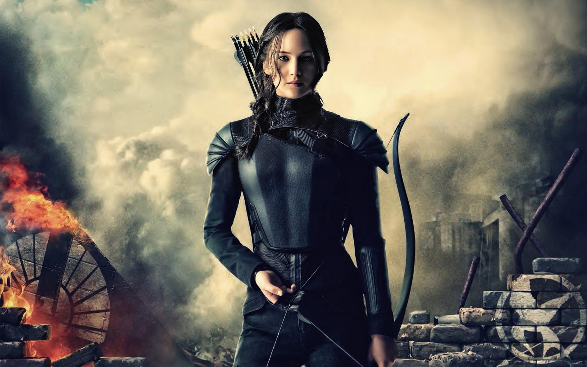 Katniss in Mockingjay Wallpaper Full HD ID1205 1920x1200
