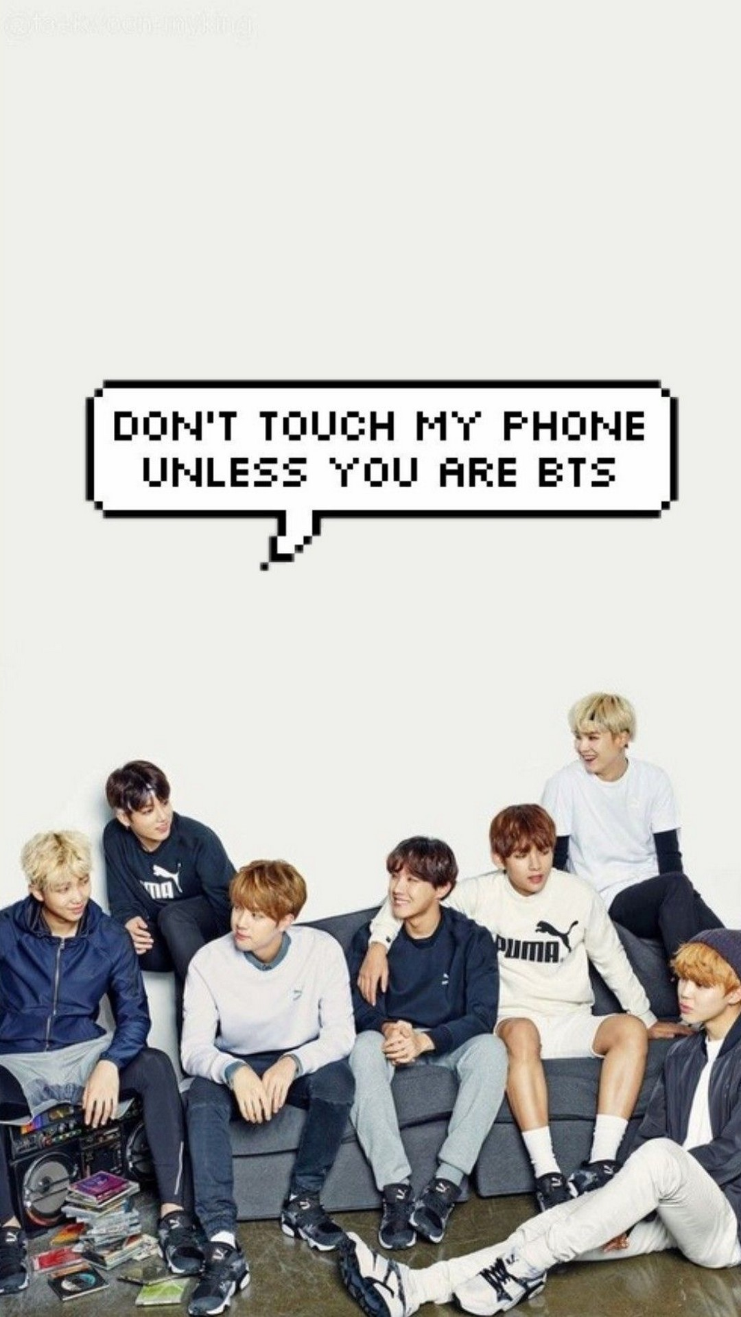 BTS iPhone Home Screen Wallpaper   2020 Cute iPhone Wallpaper 1080x1920