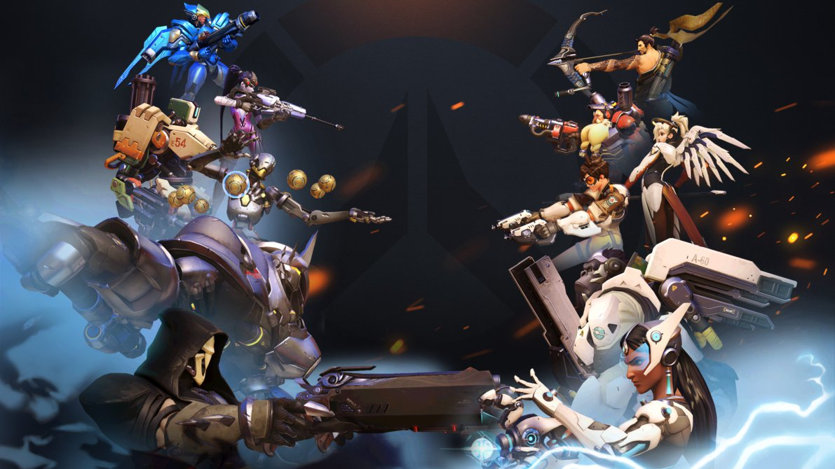 Free Download Overwatch Wallpaper 1920x1080 1191x670 For