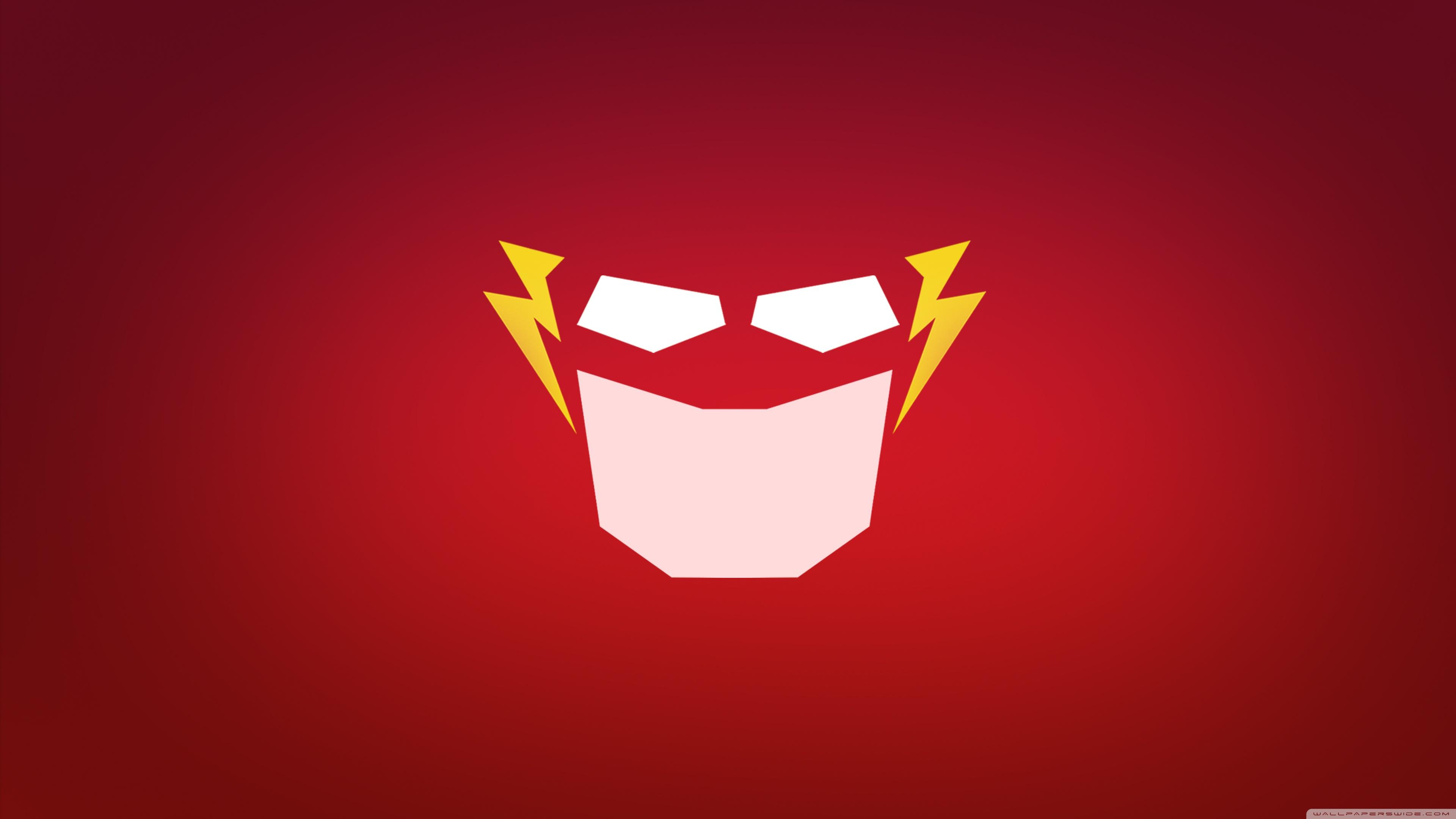 Wallpaper Weekends The Flash Returns MacTrast 3840x2160