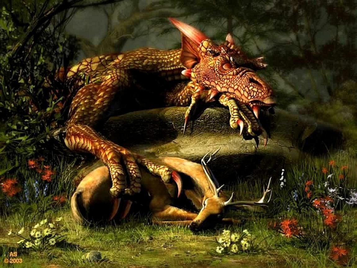 3D Dragon id 85198 BUZZERG 1150x863