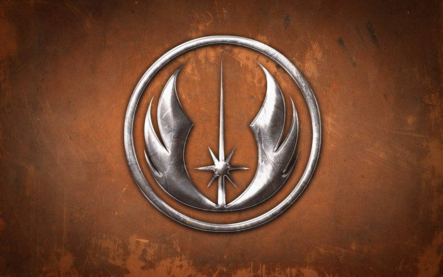 Jedi Logo Wallpaper Hd Jedi wallpaper by chrisknowles 900x563