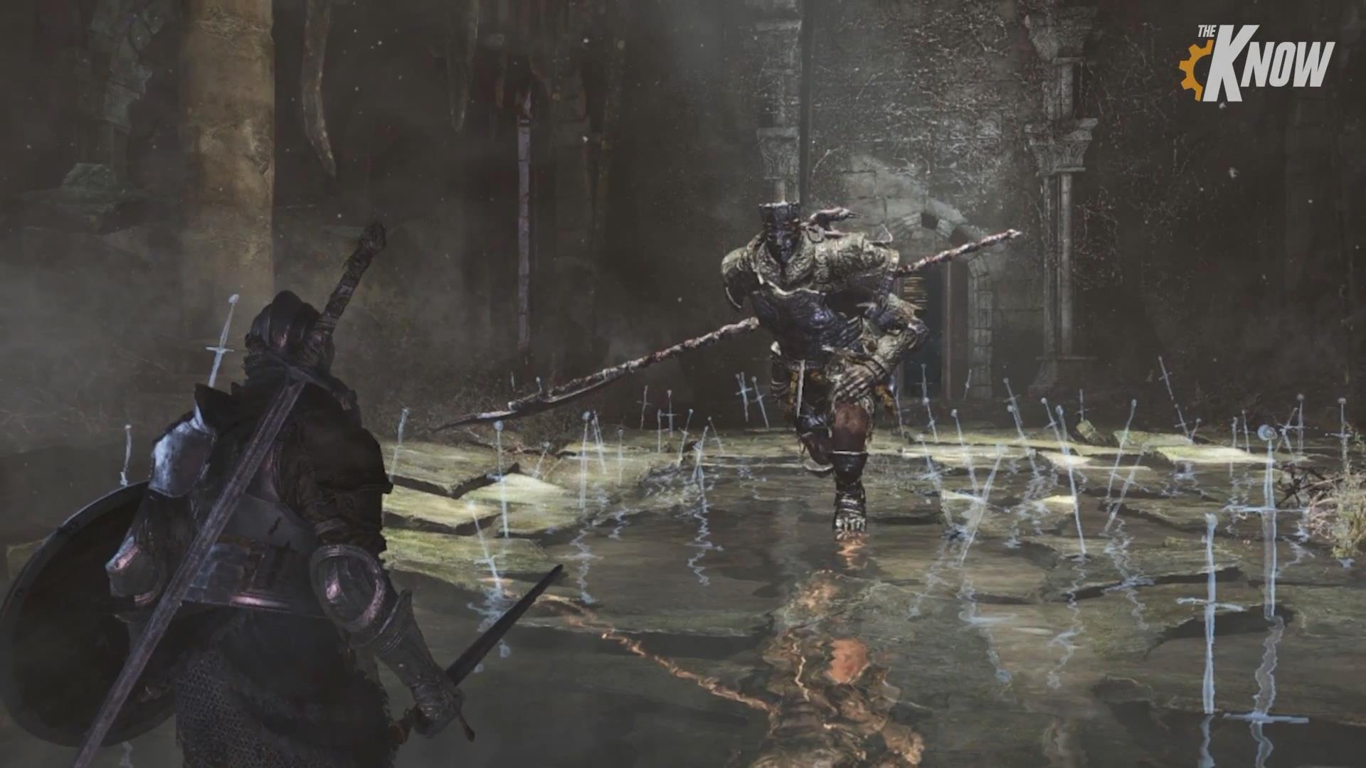 Dark Souls III   Chefe 02   Screenshot Full HD   1920x1080   Select 1920x1080