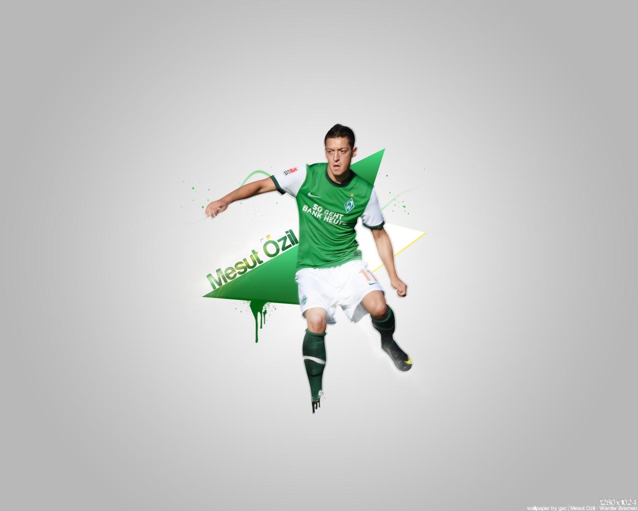 Download Mesut Ozil Wallpapers HD Wallpaper 1280x1024