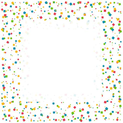 confetti celebration background with space for your text 490x490