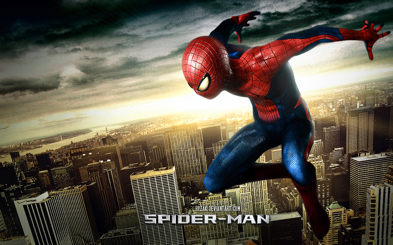 The Amazing Spiderman Hd Wallpaper Best Wallpapers 1280x800