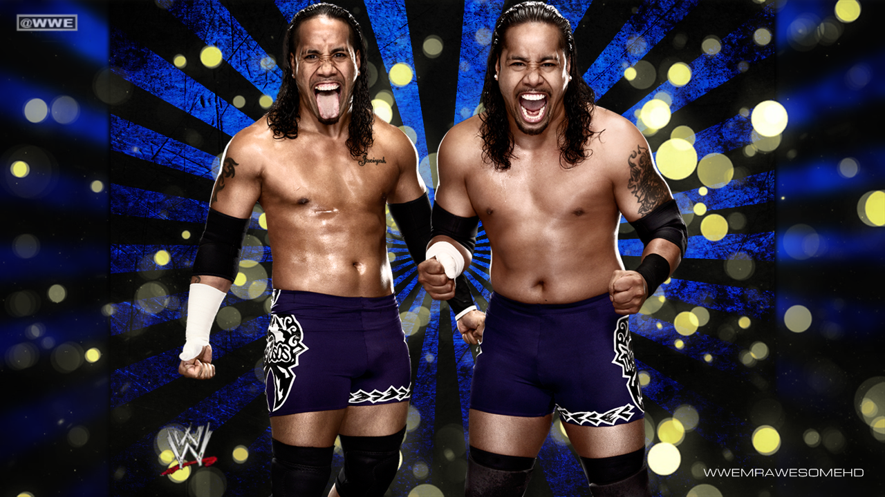 WWE The USOS HD Wallpapers WWE Wrestling Wallpapers 1280x720