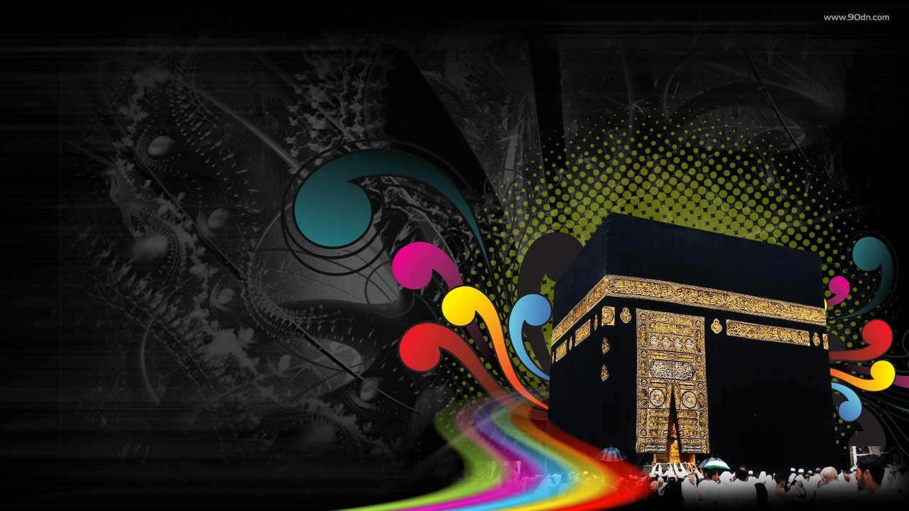3d Islamic Wallpapers To Download Top Islamic 1280x720