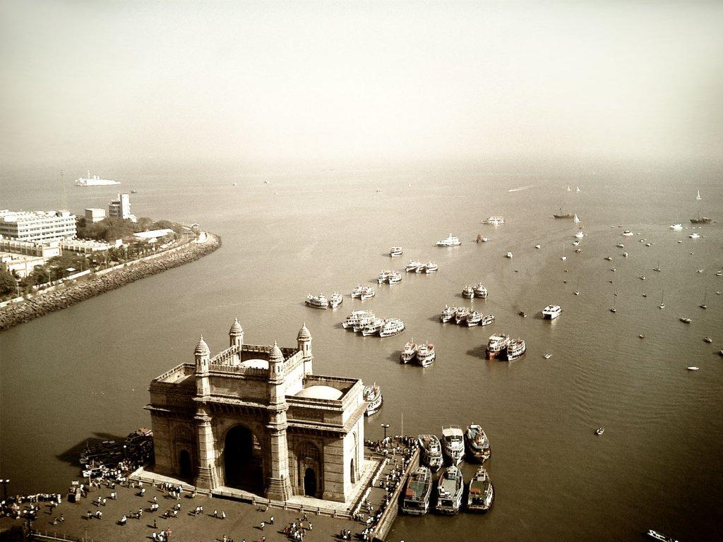 Mumbai India Bombei   HD Wallpapers Widescreen   1024x768 1024x768