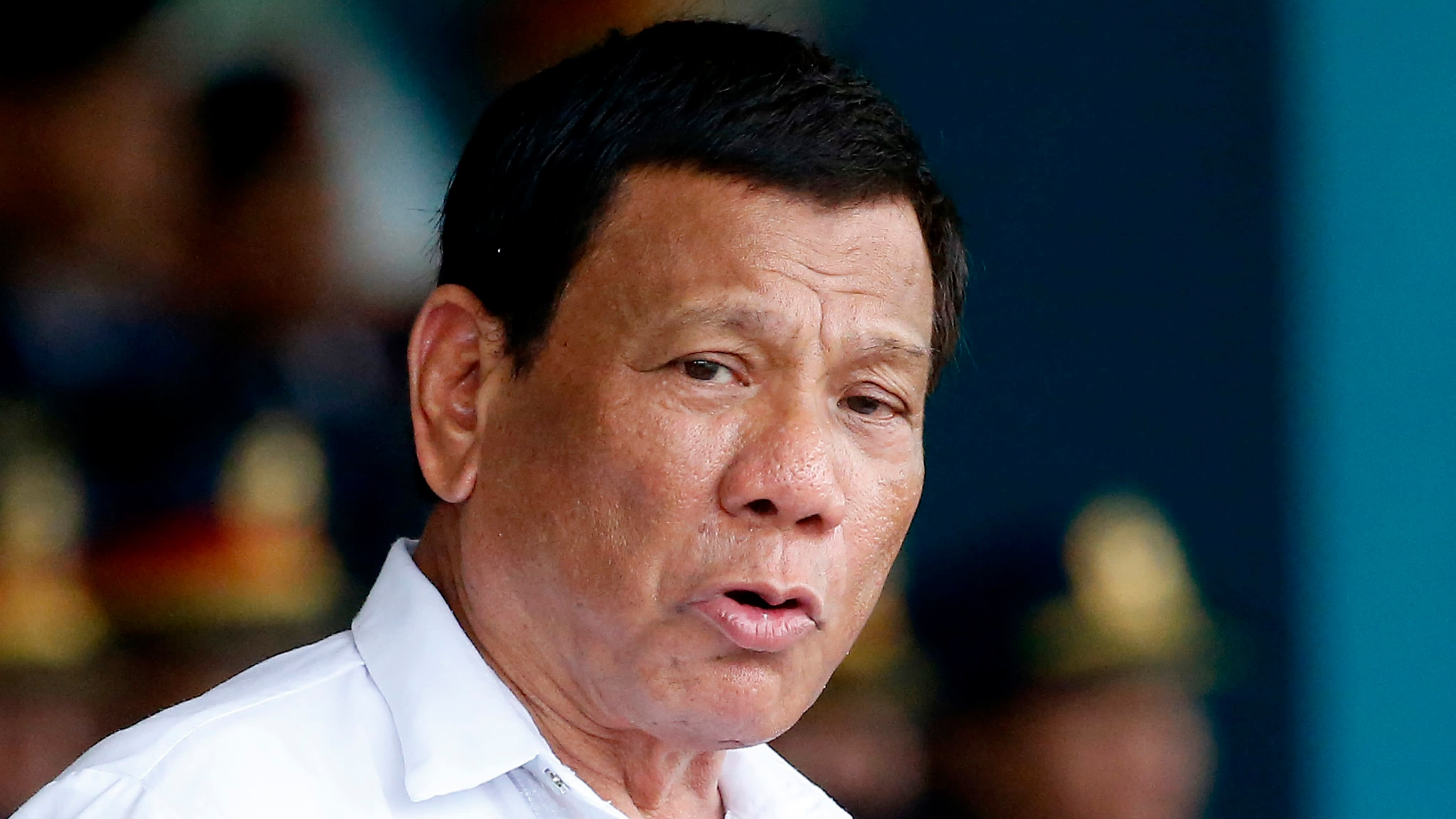 Dutertes threats against business are driving investment away 4096x2304