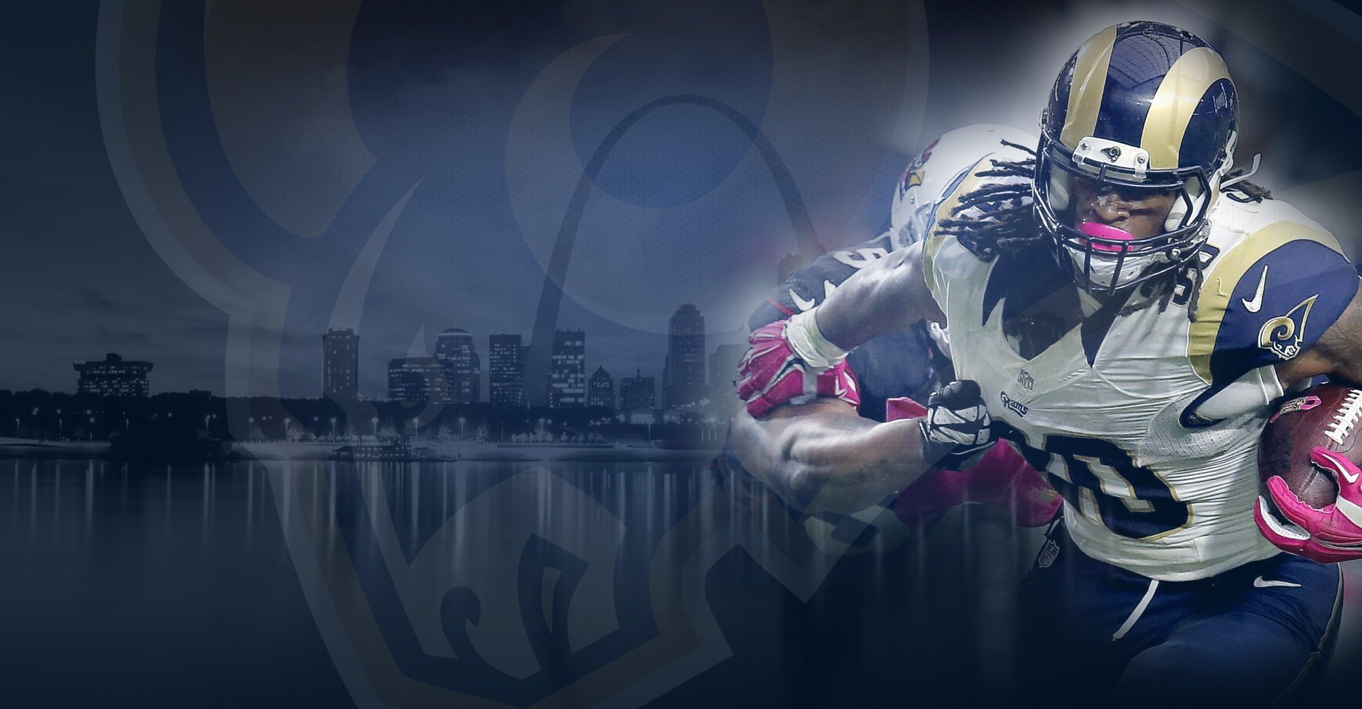 Todd Gurley Wallpaper Rams Wallpapersafari