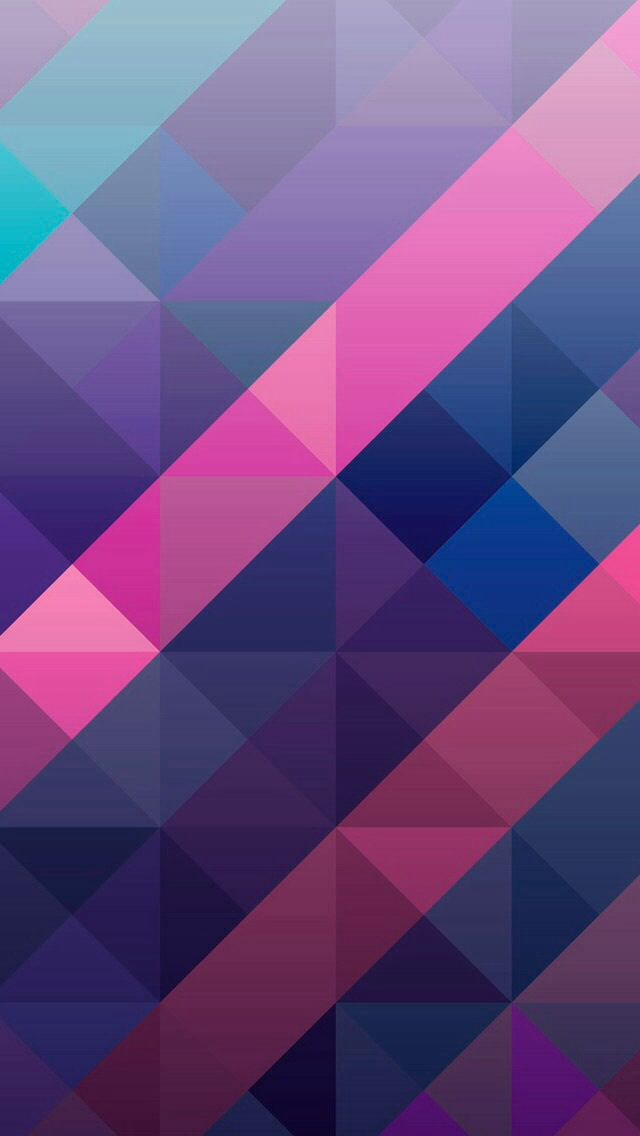 Pink And Purple Geometric Pattern Abstract iphone wallpaper 640x1136