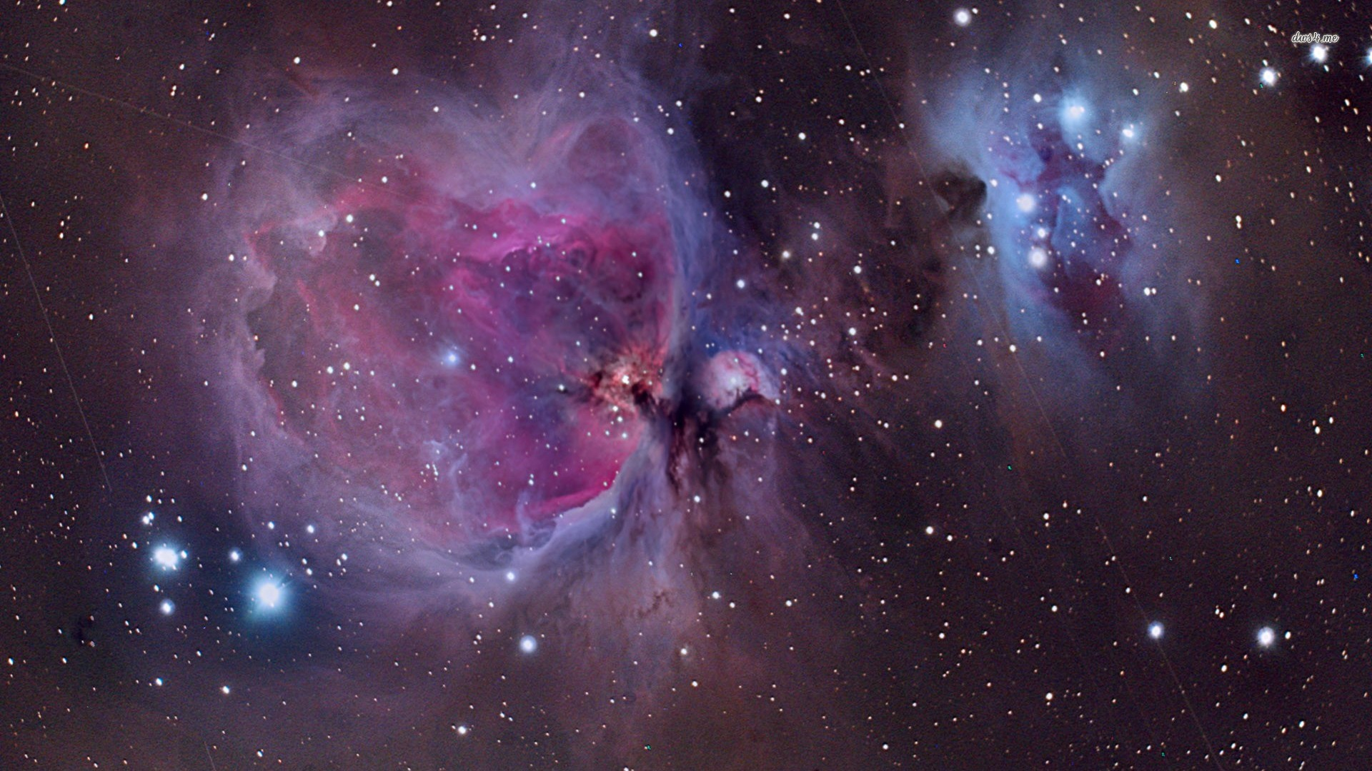 Orion Nebula wallpaper   Space wallpapers   7375 1920x1080