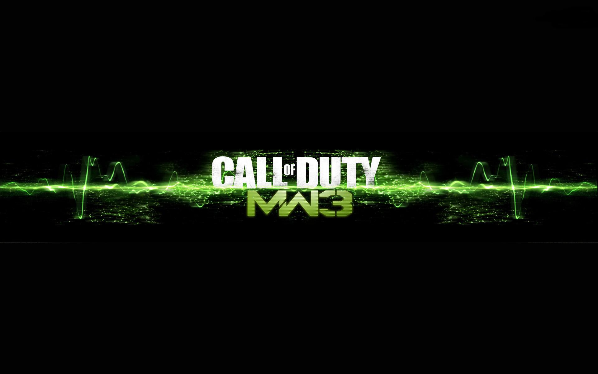 Call Of Duty MW3 1920x1200