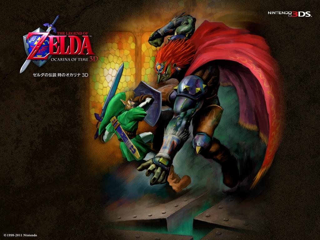 HD Wallpaper The Legend of Zelda game hd wallpapers 1024x768