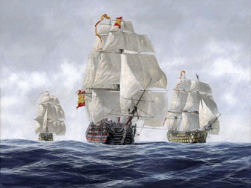 Pirate ships wallpaper   ForWallpapercom 808x606