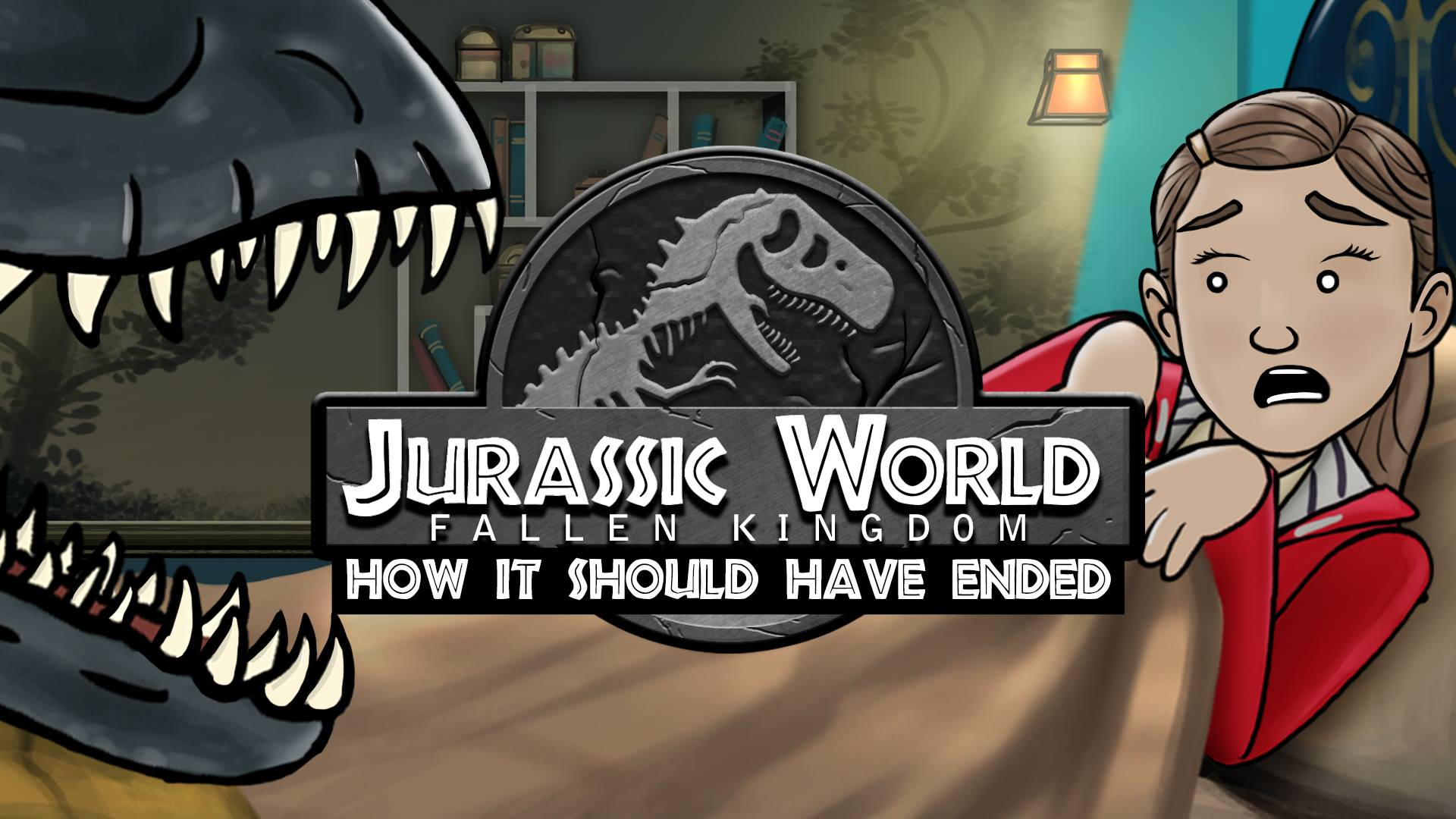 How It Should Have Ended   Jurassic World Fallen Kingdom HISHE 1920x1080