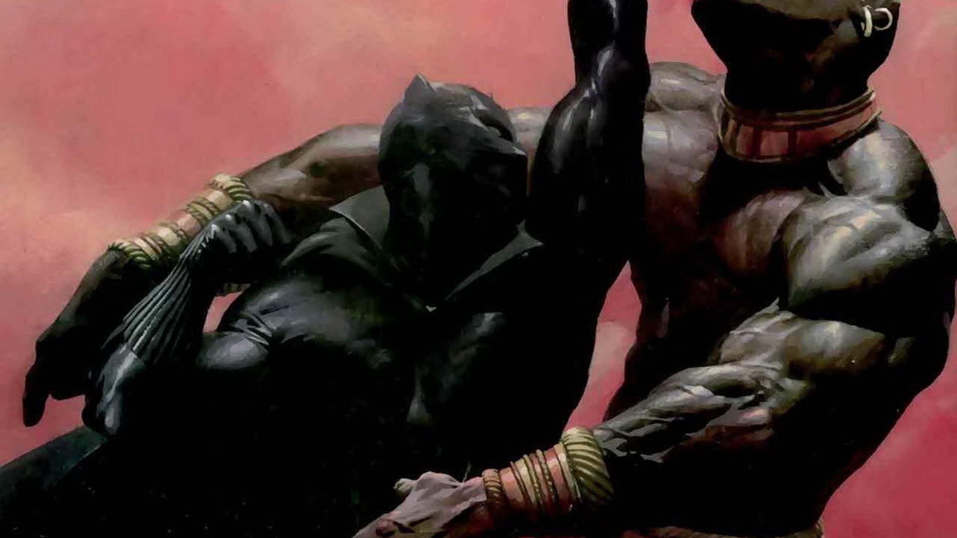 Black Panther Marvel 1920x1080 Wallpaper 1920x1080