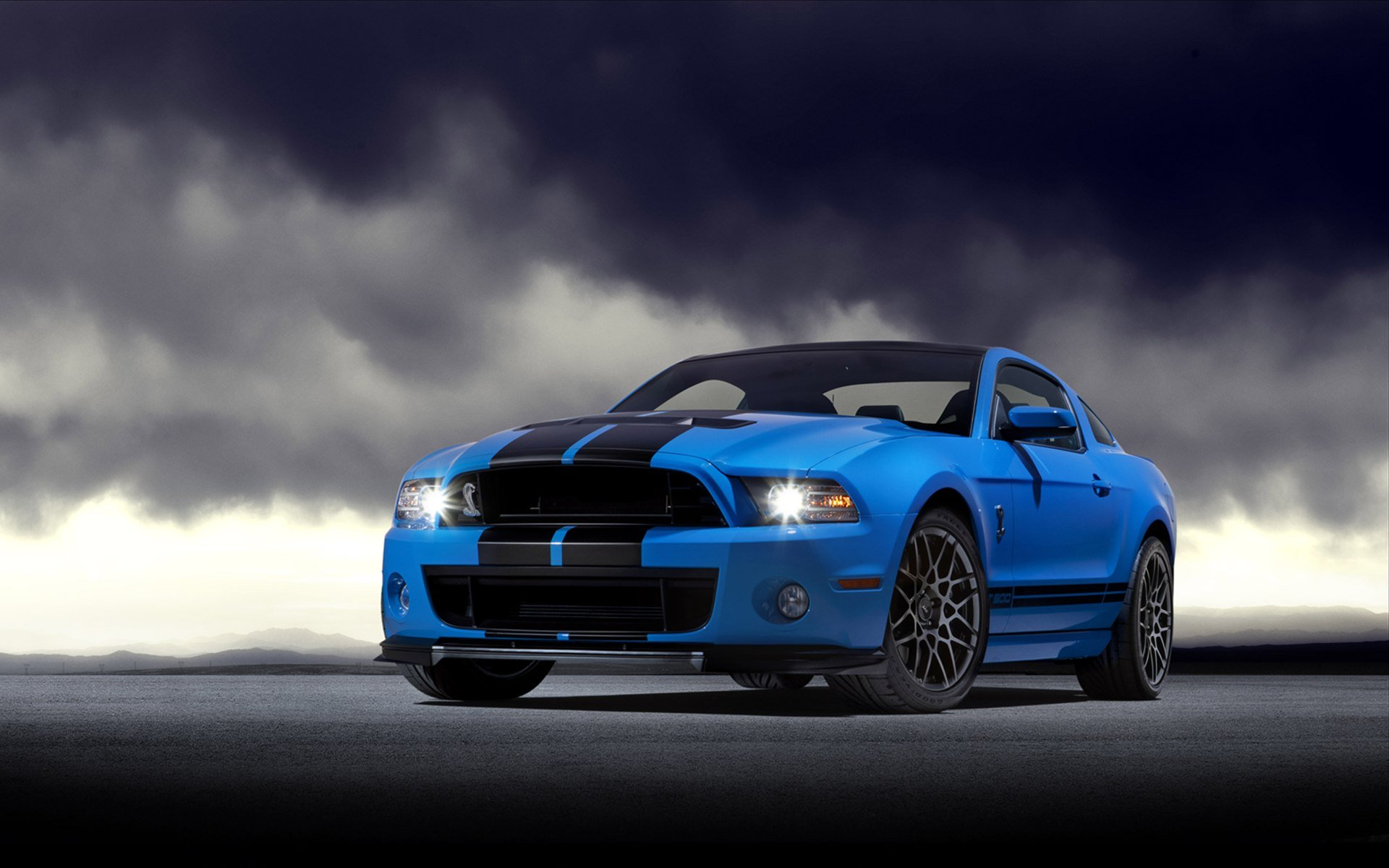 2013 Ford Shelby GT500 Wallpaper HD Car Wallpapers 1920x1200