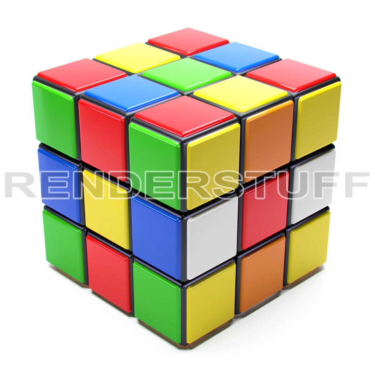Pin 3d Rubiks Cube 1200x1200
