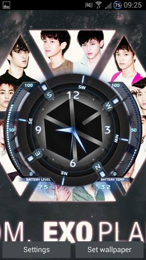 49+ EXO Phone Wallpaper on WallpaperSafari