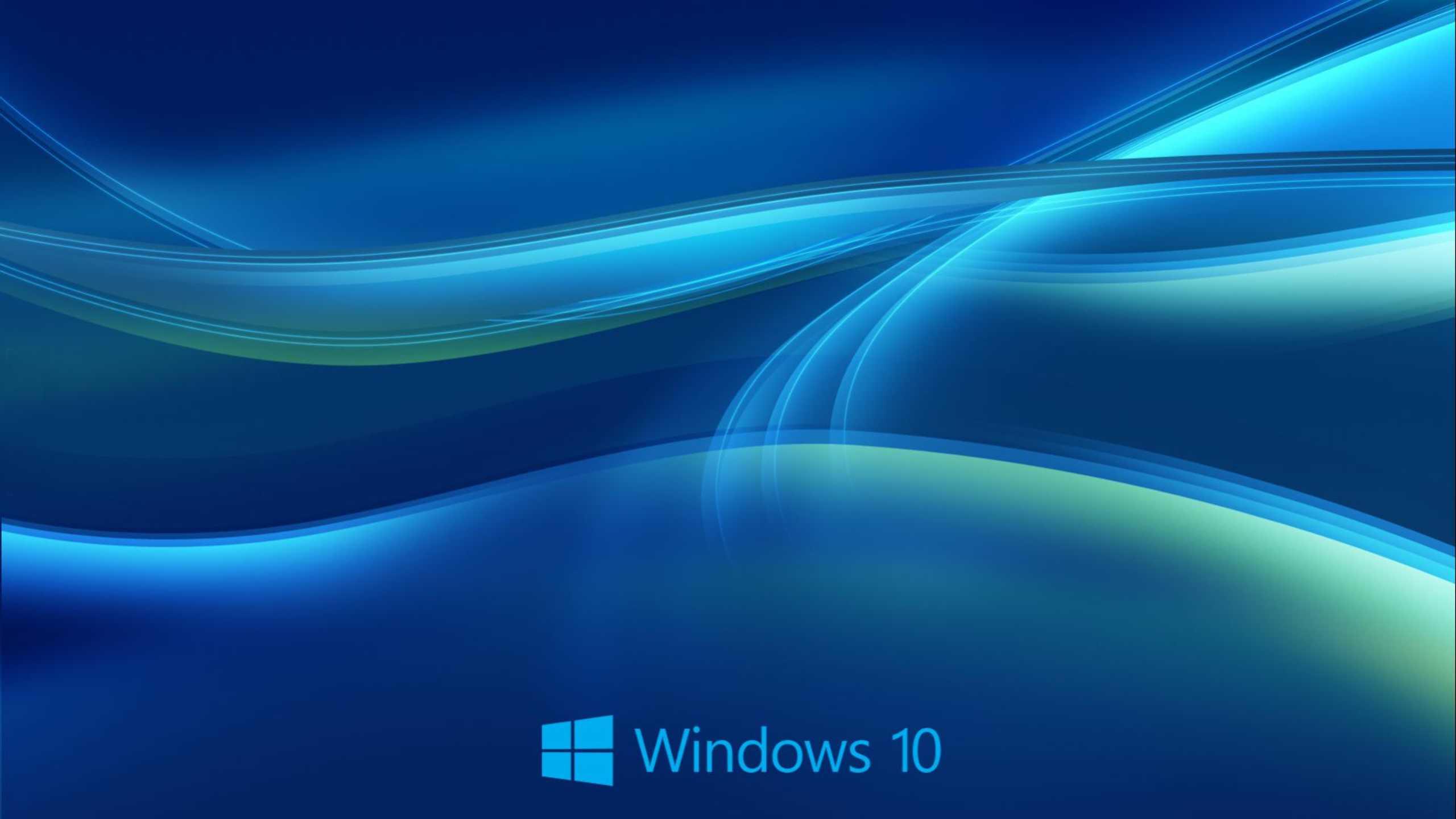 HD blue lines   Beautiful windows 10 wallpaper 2560x1440 Download 2560x1440
