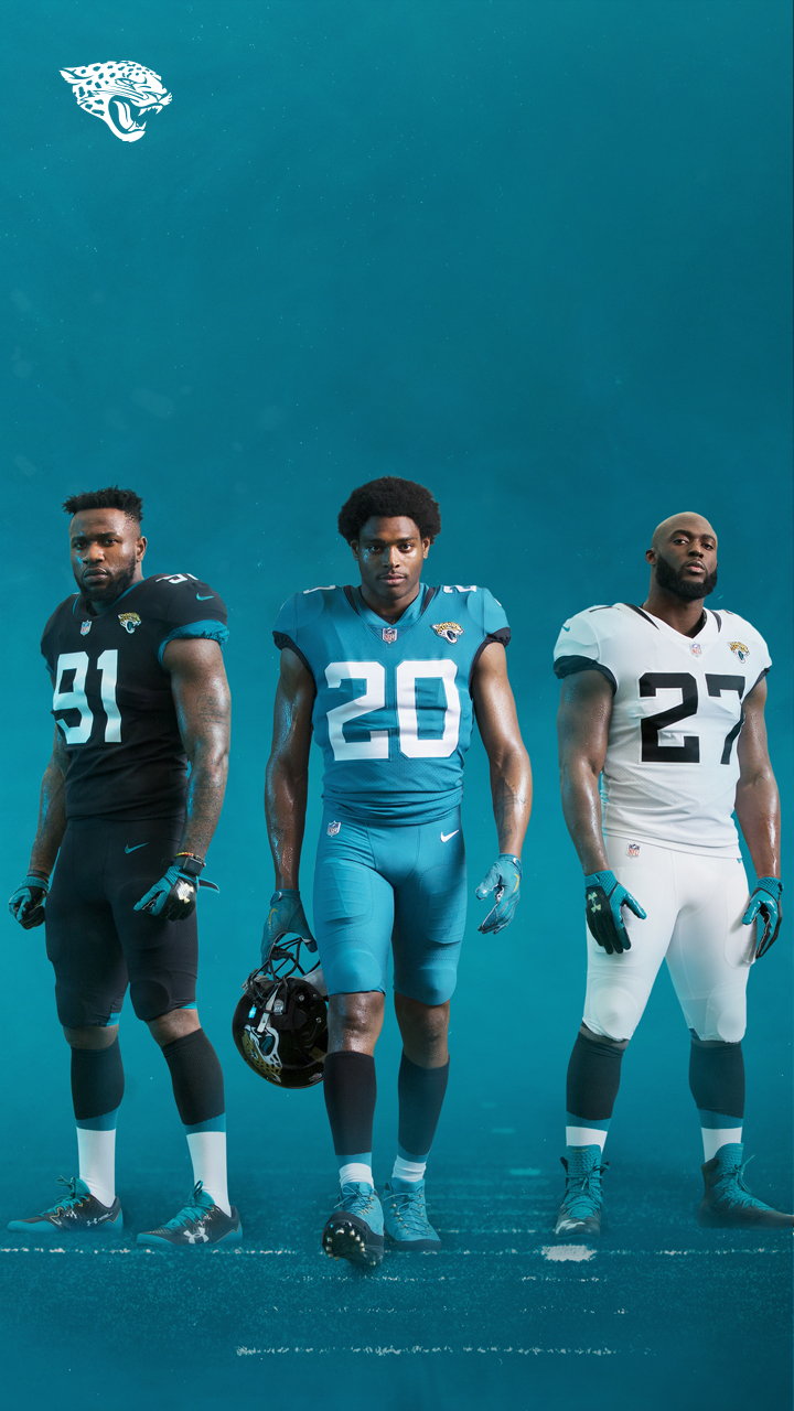 Jacksonville Jaguars Official Site of the Jacksonville Jaguars 720x1280