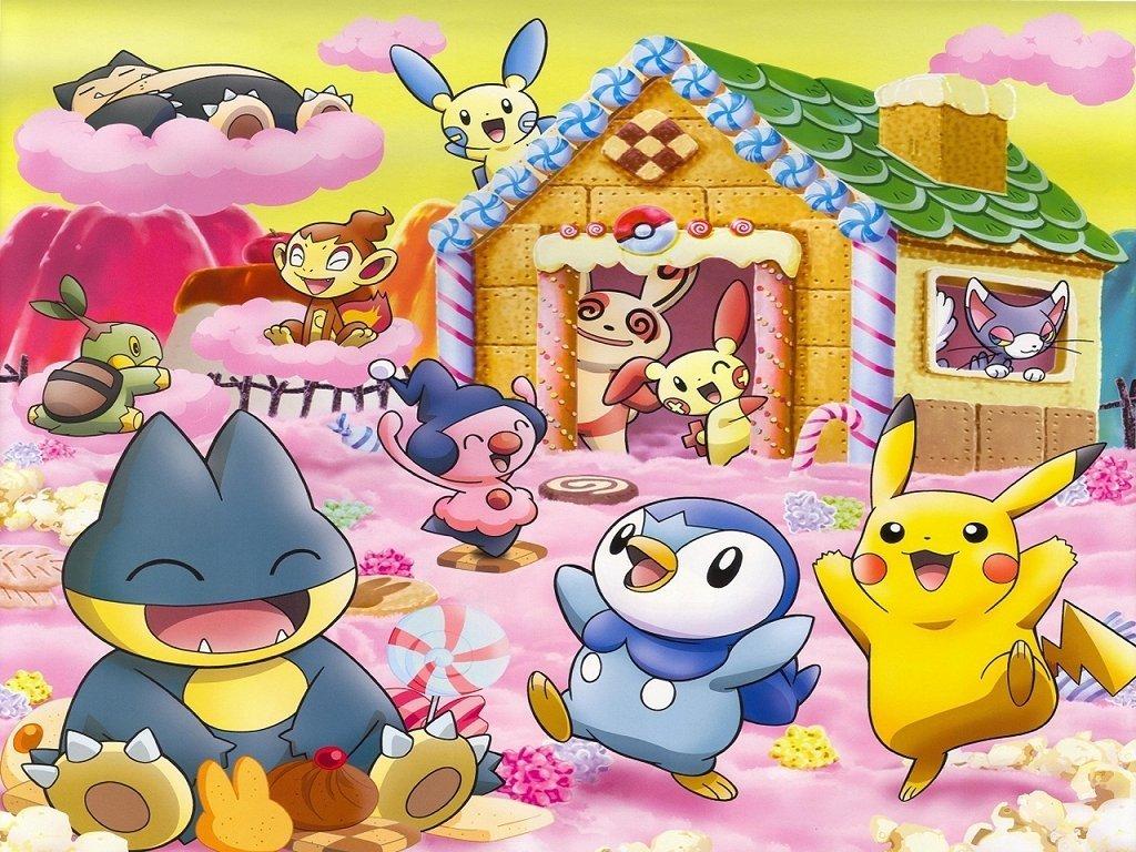 Cute Kawaii Pokemon Wallpaper Hd