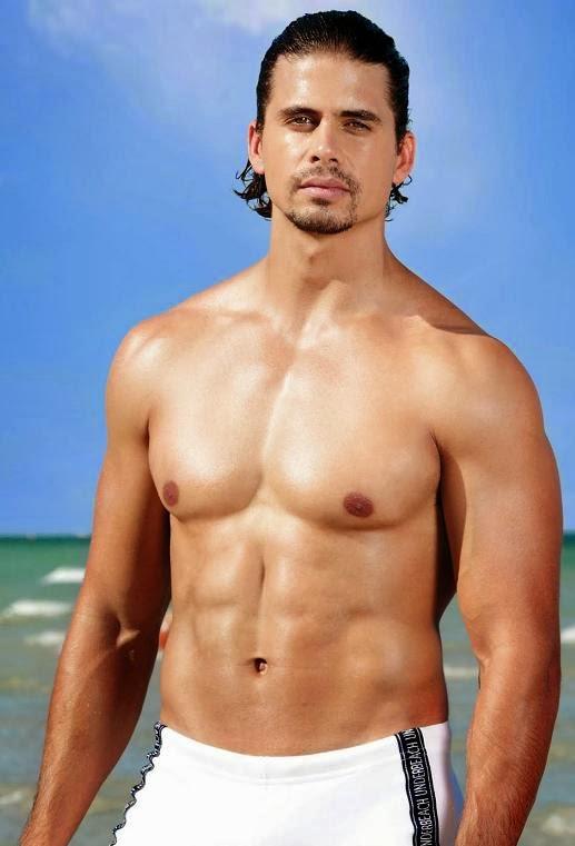 I Like Man: Hot Model Pedro Moreno