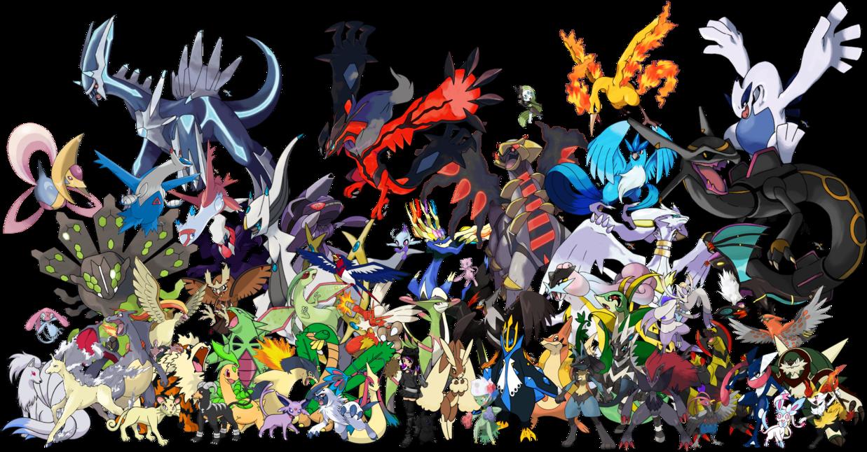 Every pokemon wallpaper wallpapersafari - Evolution pokemon diamant ...
