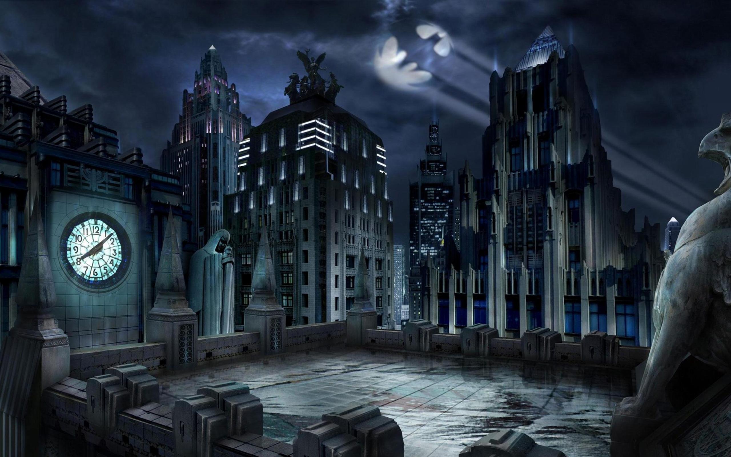 Gotham season 2 wallpaper wallpapersafari - Gotham wallpaper ...