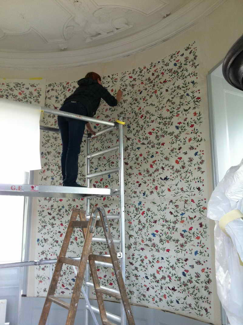 Repairs Wallpapering Corners Tips Repair Wallpapering Corners Tips 800x1071