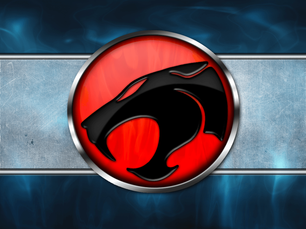 ThunderCats Logo Wallpapers 1024x768