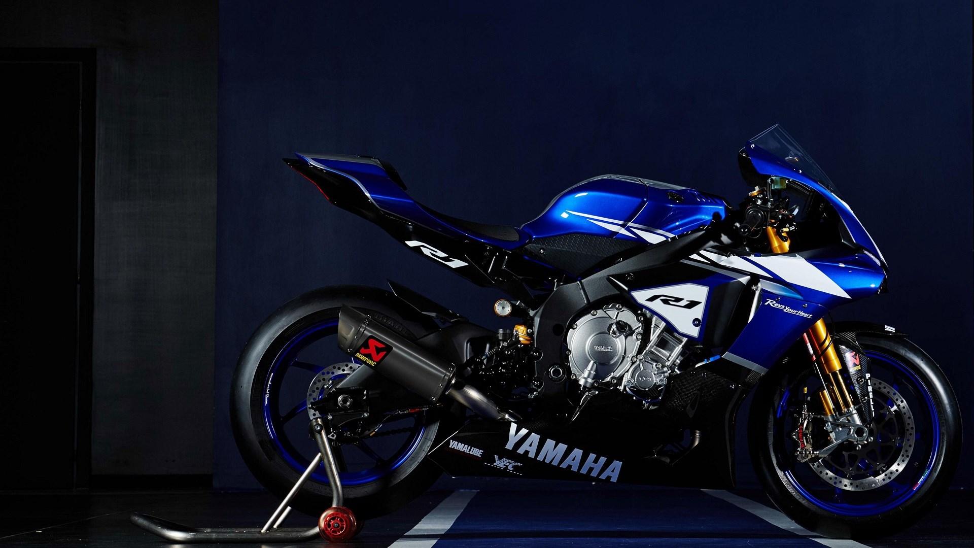 Yamaha yzf R1 Motorcycle Wallpaper 1920x1080
