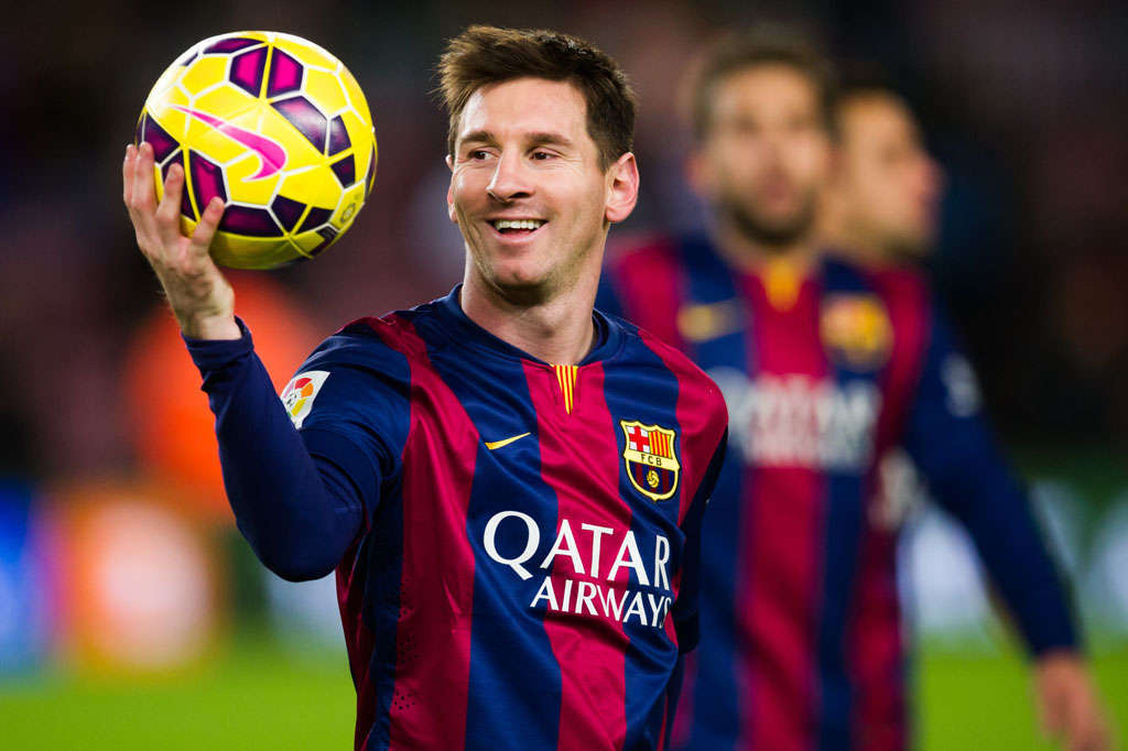 lionel messi in fc barcelona 2015 2016 hd wallpaper  Download 1024x682