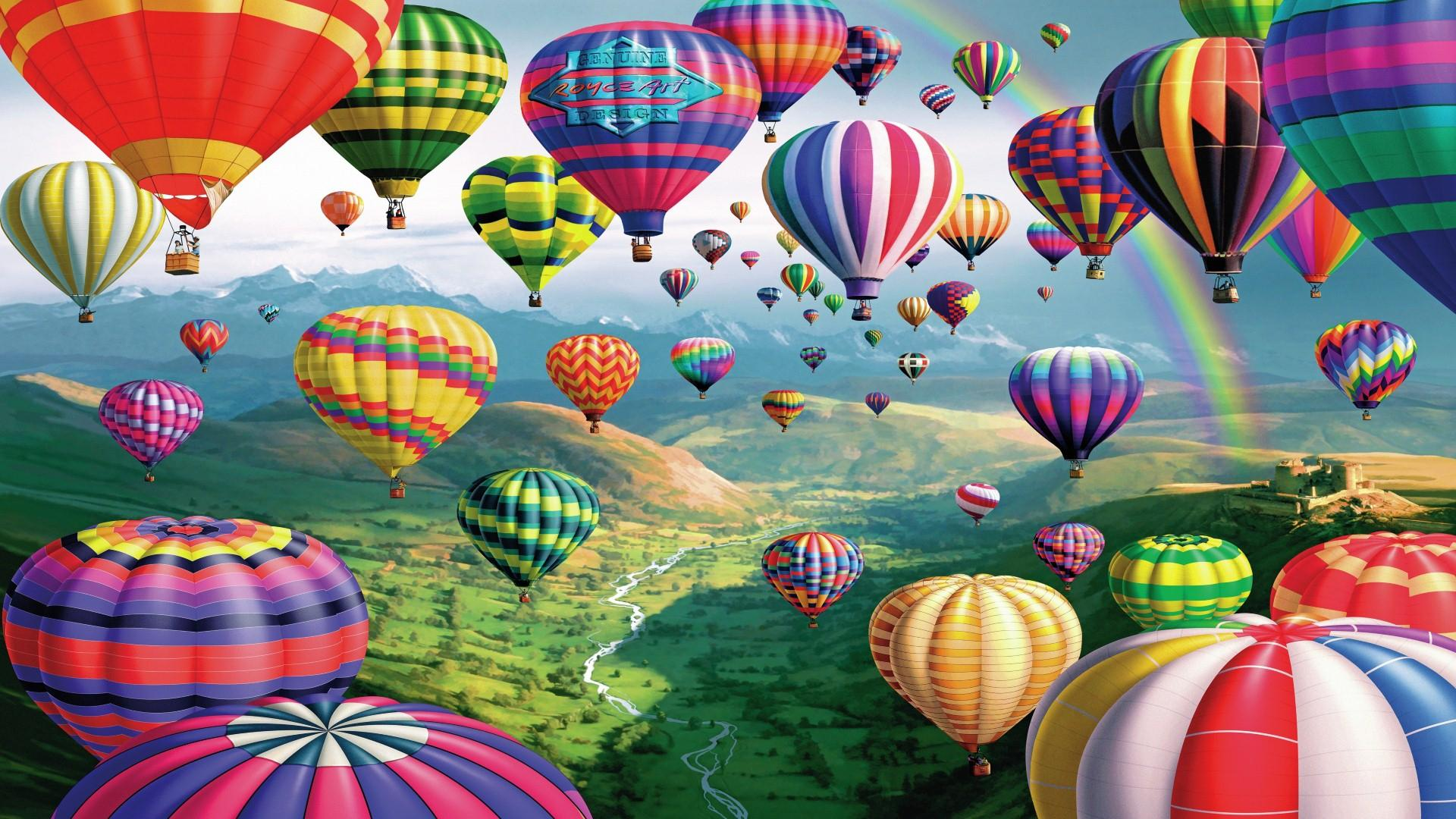 Free Download Air Balloons 1920x1080 For Your Desktop Mobile