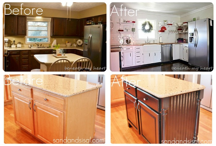 Ways to Update Your Kitchen on a Budget   Home Stories A to Z 700x473