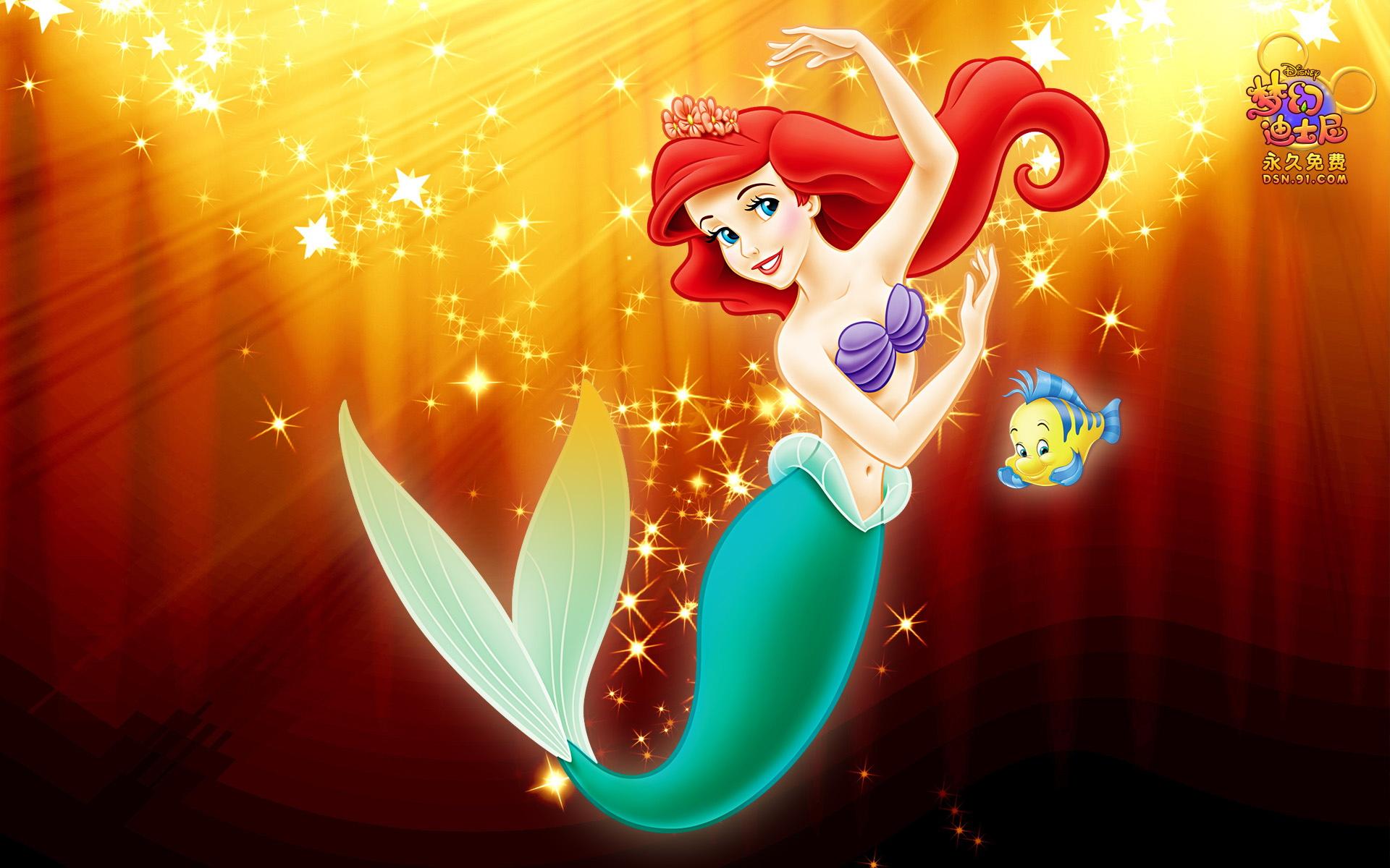 Cute Ariel Wallpaper on WallpaperSafari
