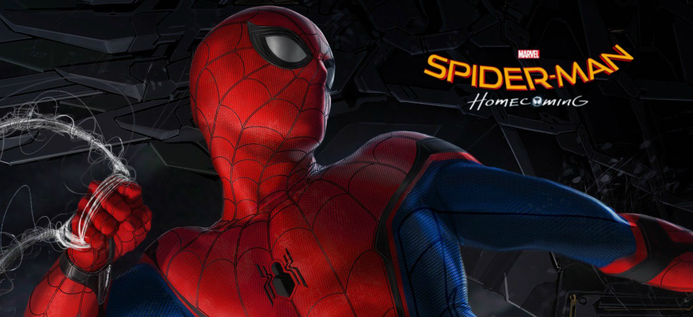 Get A Better Look At Tom Hollands Practical SPIDER MAN Suit In A 1400x640