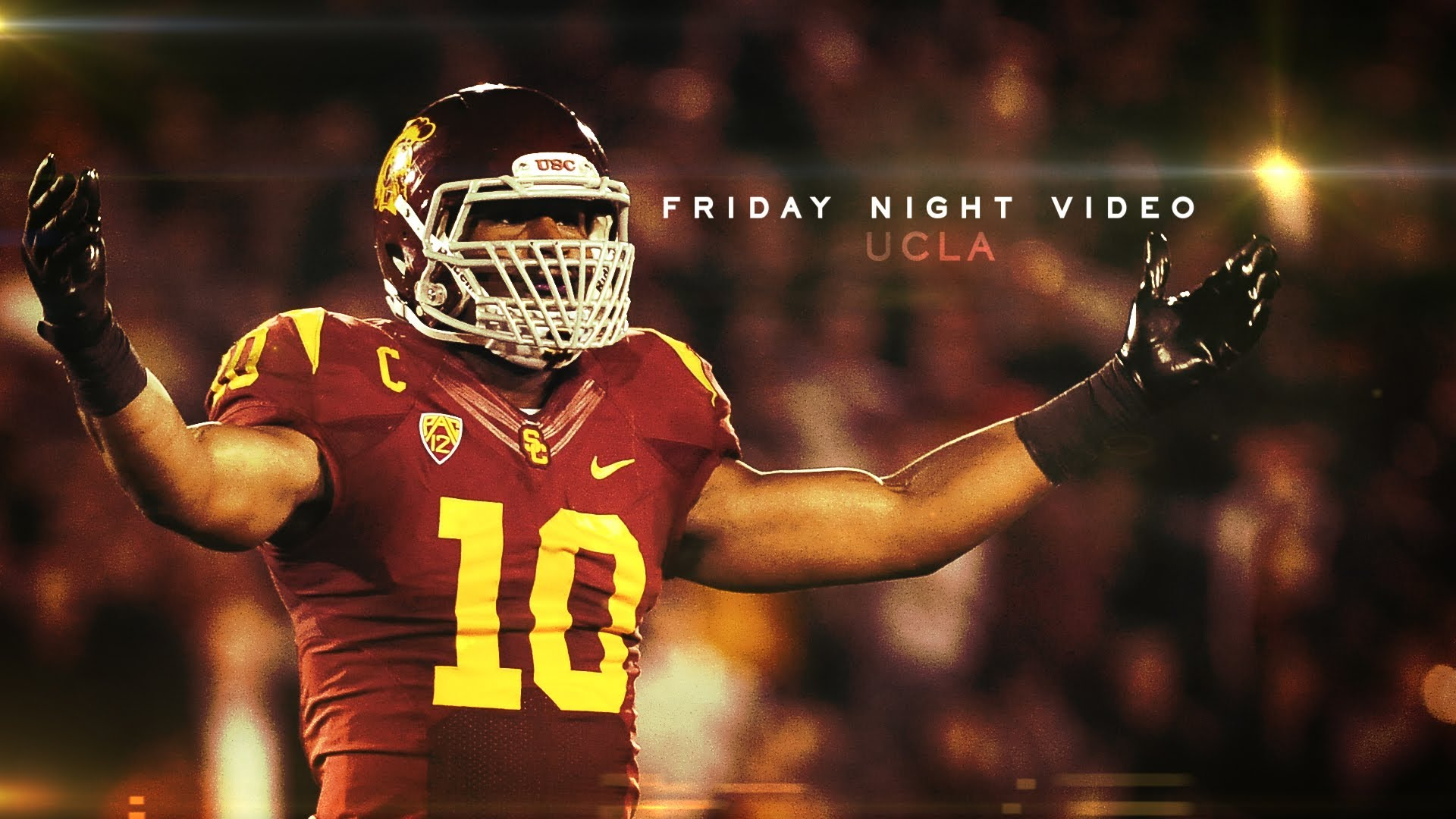 Download Usc Football Backgrounds 1920x1080