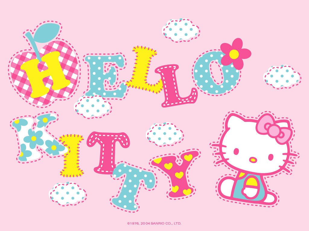 Hello Kitty images Wallpapers HD wallpaper and background 1024x768