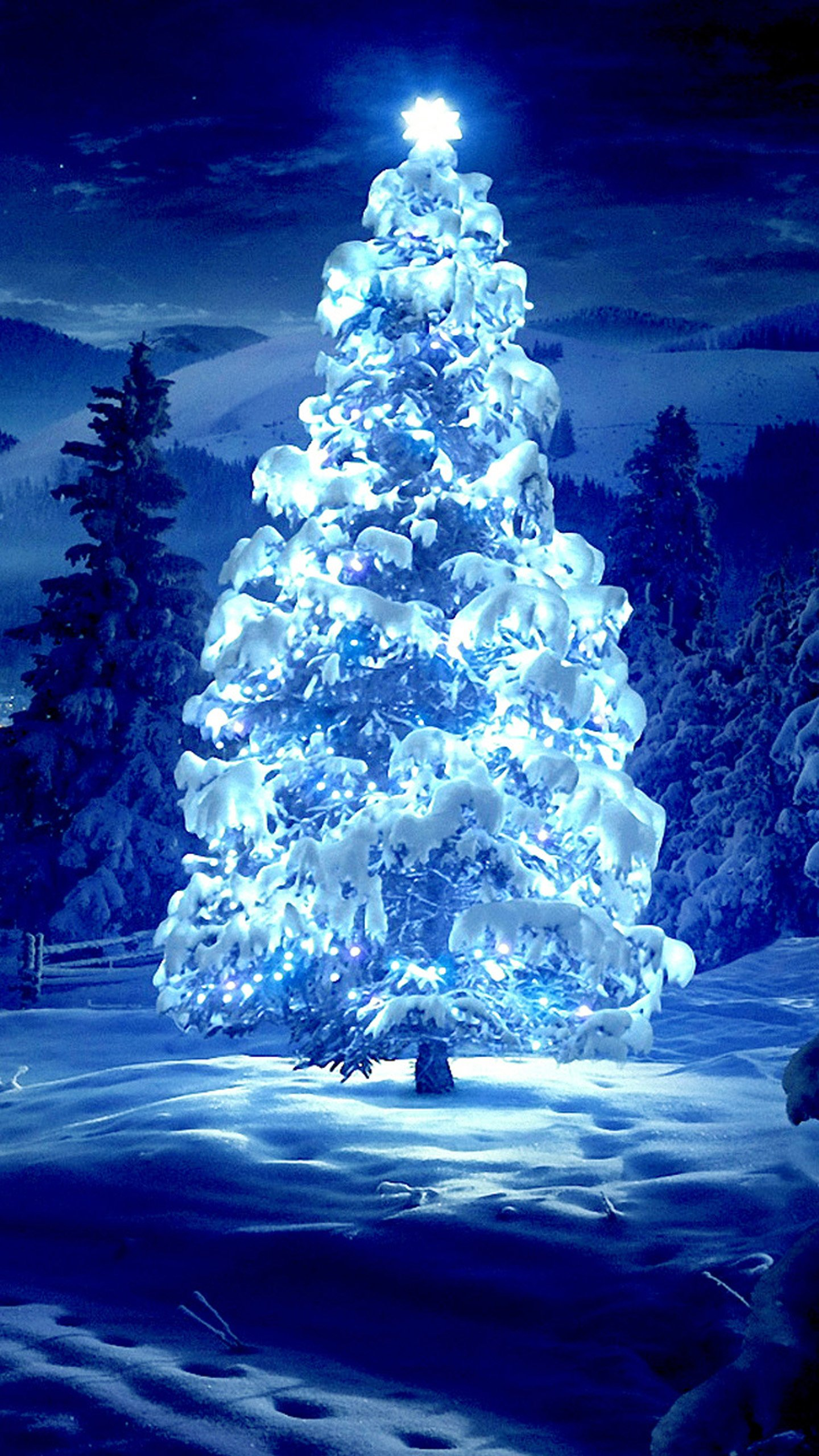 Beautiful christmas wallpapers wallpapersafari - Galaxy christmas wallpaper ...