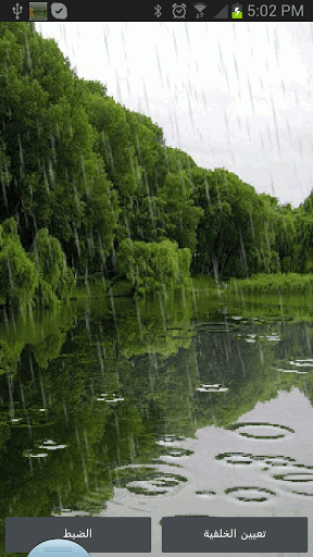 rain Live Wallpapers for Android   Android Live Wallpaper Download 288x512