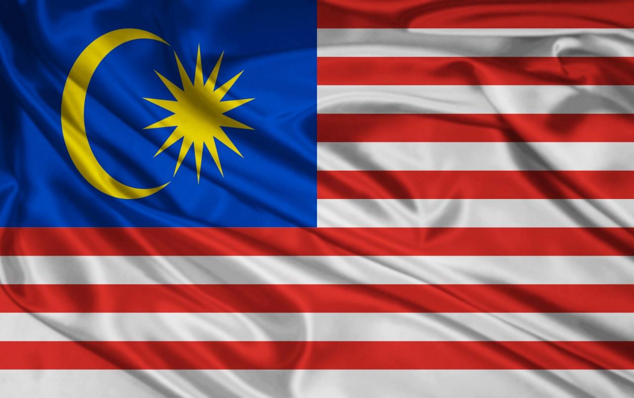 Malaysia Flag wallpapers Malaysia Flag stock photos 1280x804