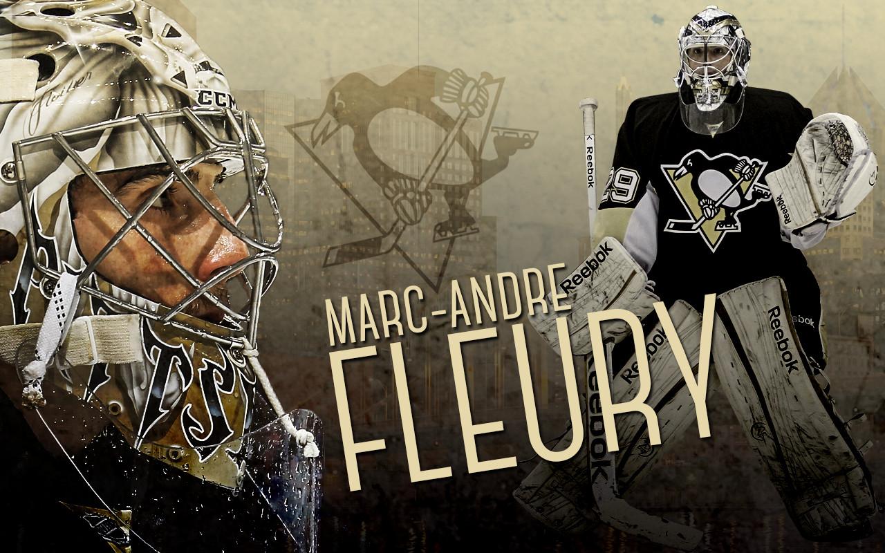 Marc Andre Fleury Wallpaper 1 by MeganL125 1280x800