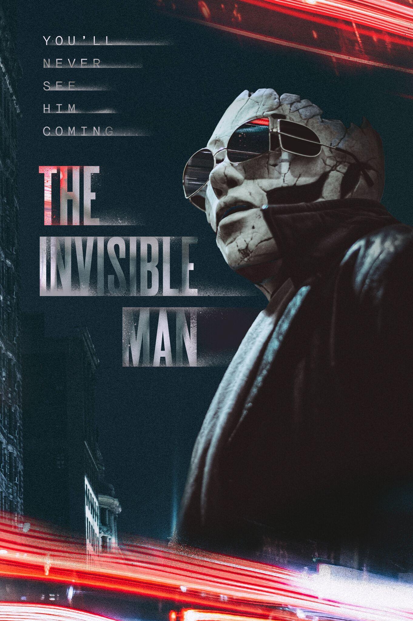 The Invisible Man 2017   IMDb 1362x2048