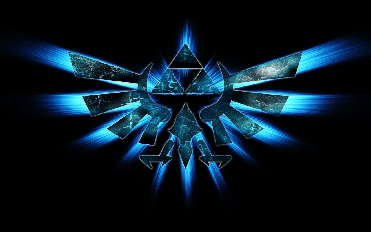 46 Blue Gaming Wallpaper On Wallpapersafari