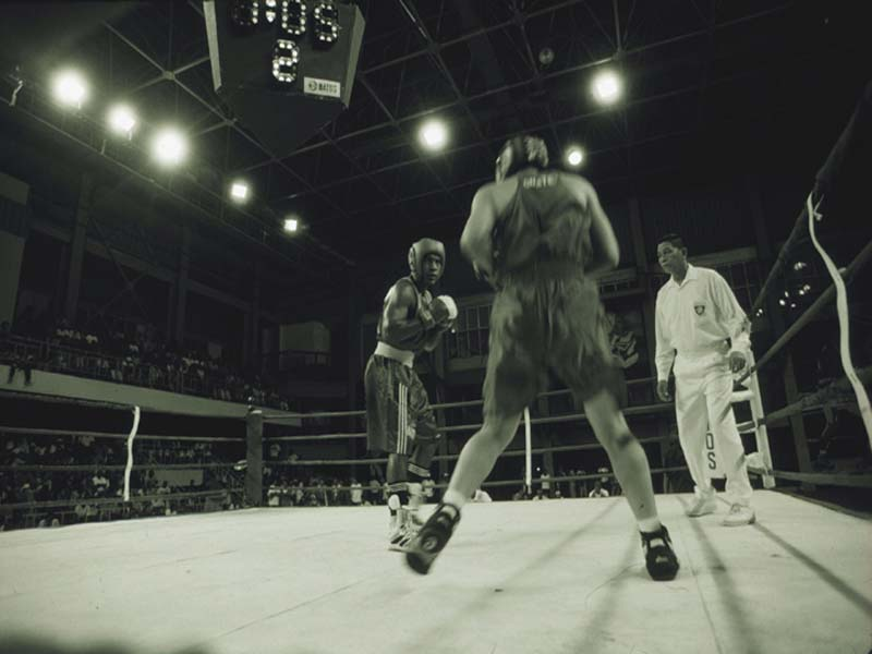 Group Of Boxing Wallpapers Free 2011