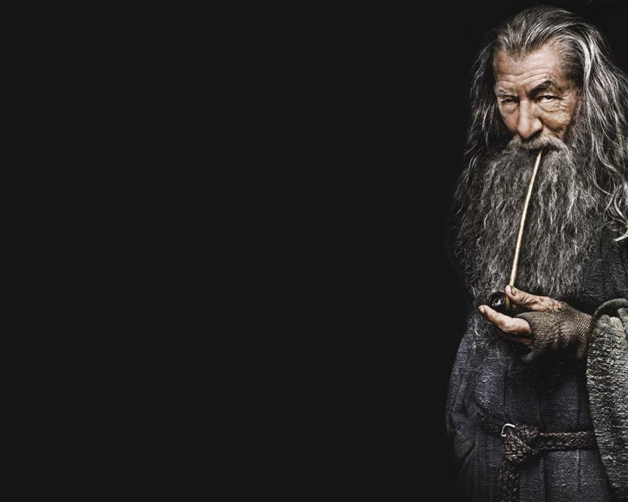 Gandalf Wallpaper 1280x1024