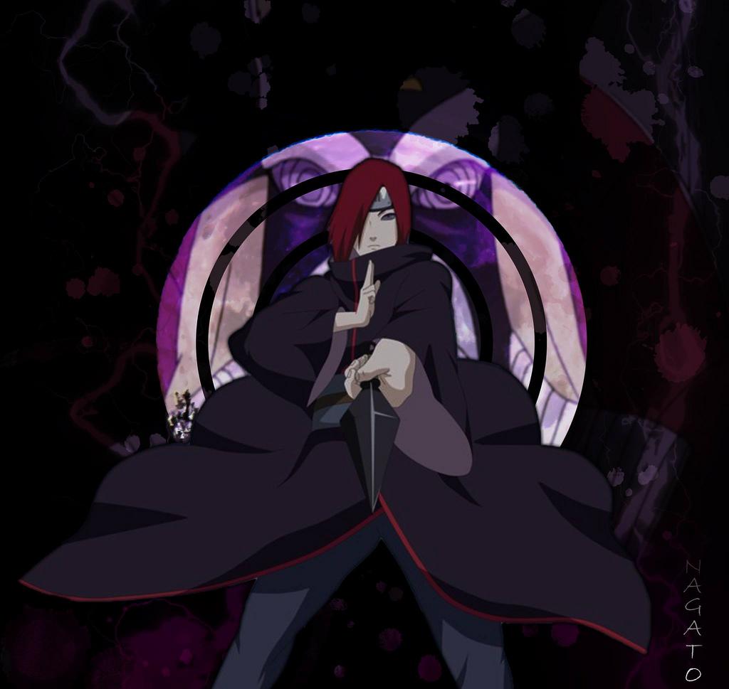 Pain Naruto Wallpaper: Nagato Wallpaper
